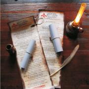 Tischsitten und Weisheiten